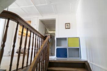 Hallo zweiter Stock