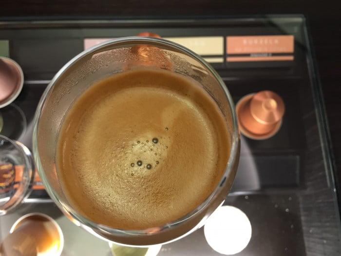 Nespresso Degustation