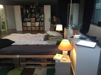 Set in der Wohnung