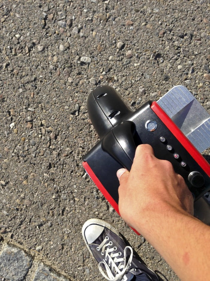 Airwheel – Lässt sich gut mitnehmen