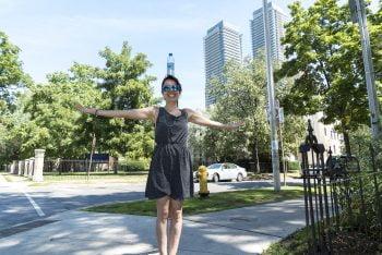 Franca in Toronto