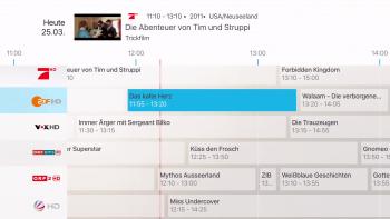 Teleboy – Der bisher einzige Anbieter mit TV-Guide