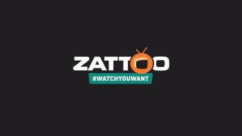 Zattoo – Startbildschirm