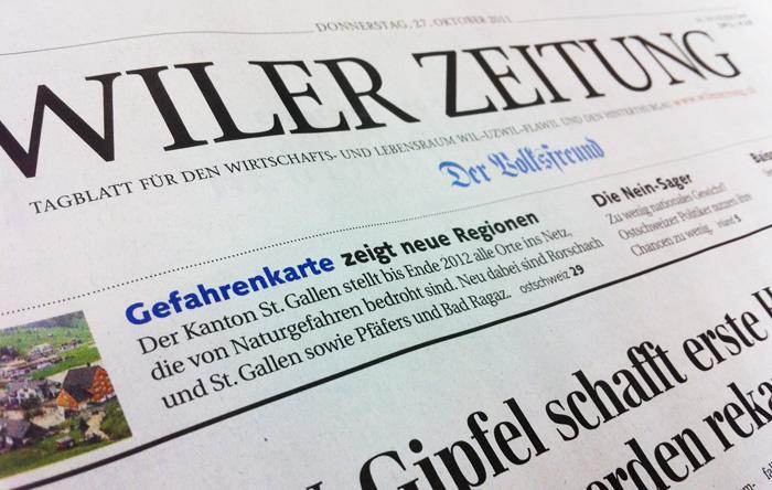 Wiler Zeitung