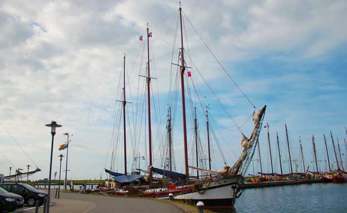 Segelschiff Holland