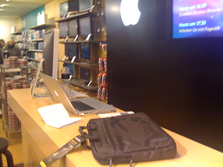apple shop manor