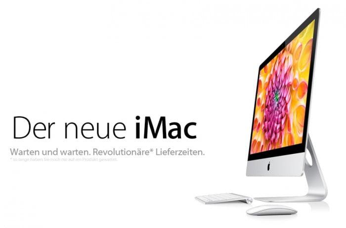 iMac - Warten
