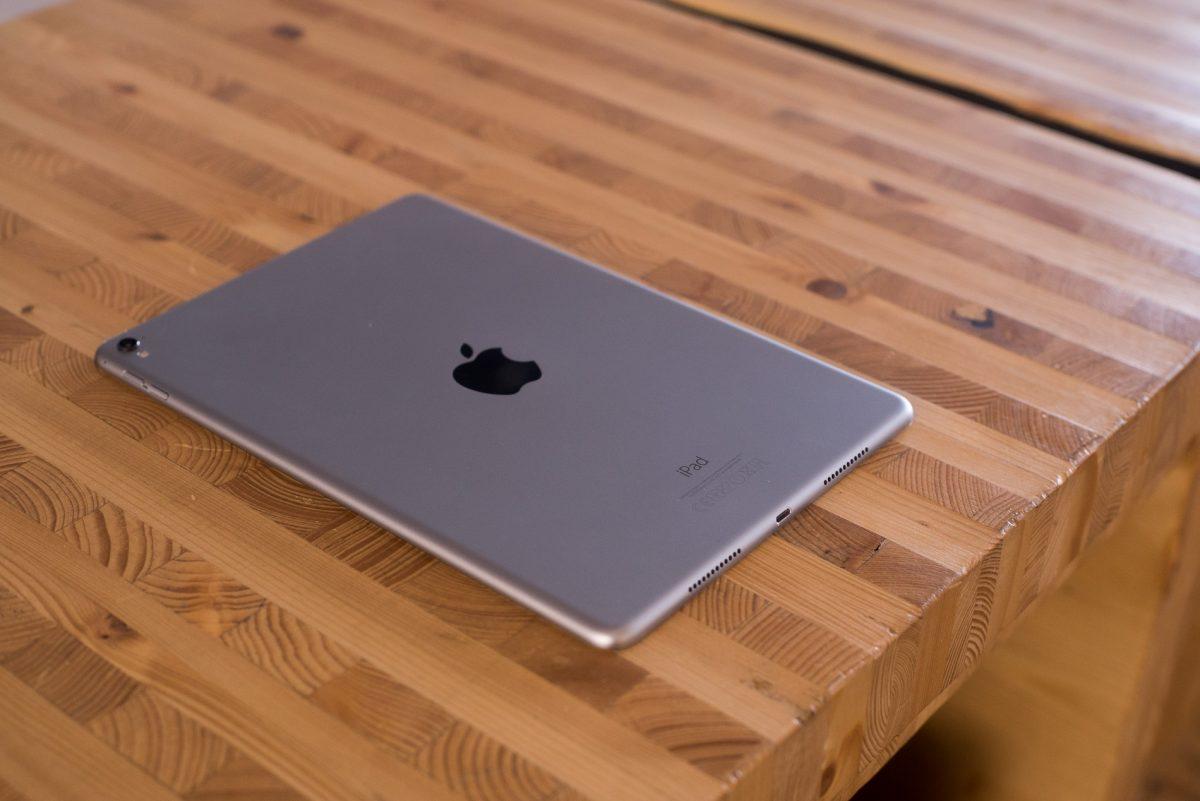"iPad Pro 9.7"" Space Grau"