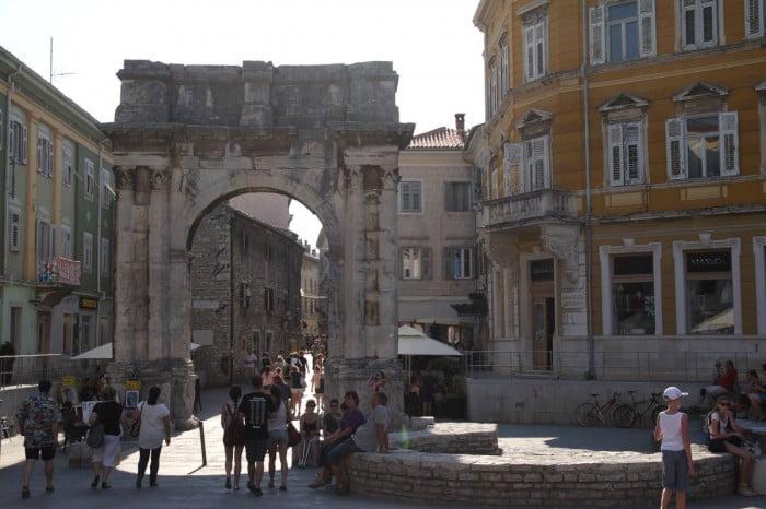 Kroatien 2013 - Pula