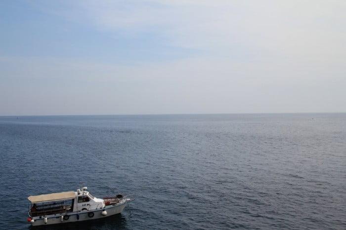 Kroatien 2013 - Das Meer!