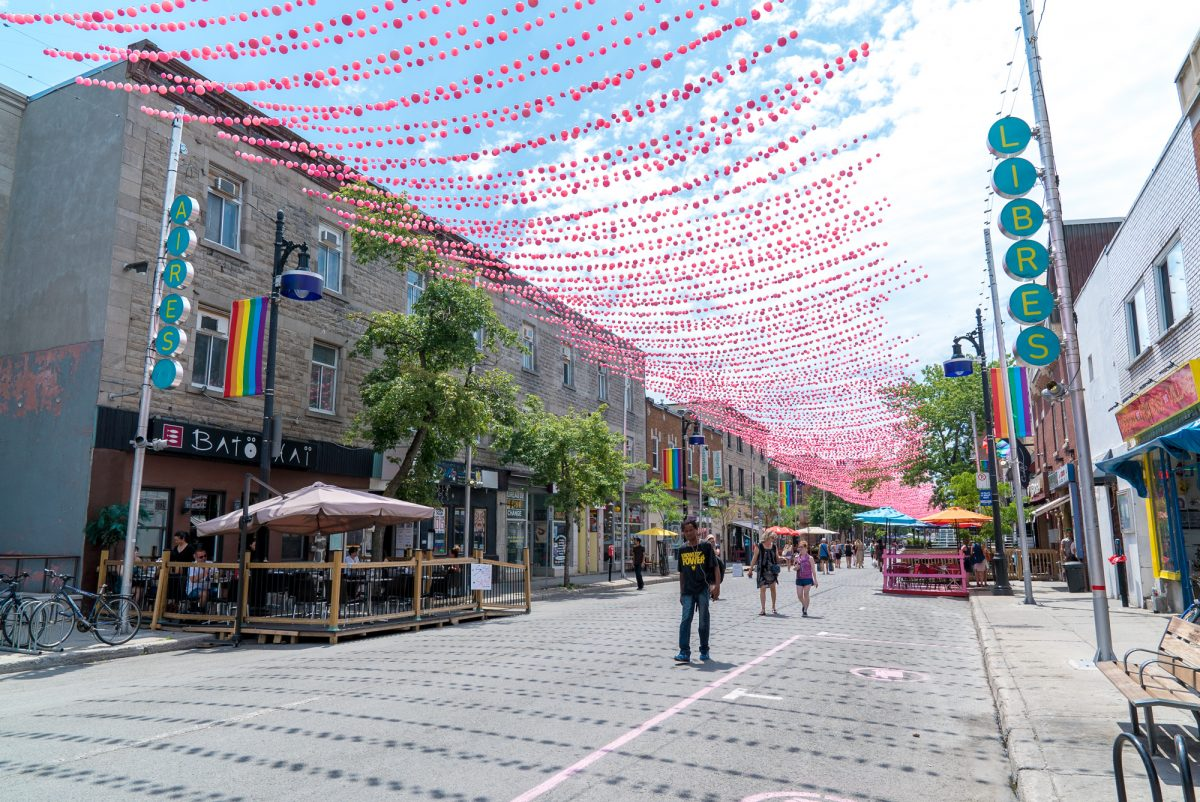 Le Village – Montréal