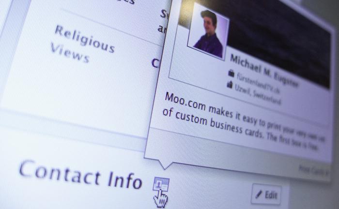 Kostenlos Beste Visitenkarten Von Moo Com Treffen Auf