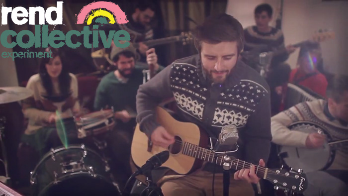 Rend Collective Experiment Music